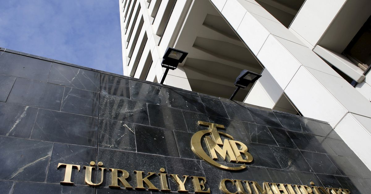 Erdogan's waning patience: Four questions for Turkey's central bank - Reuters