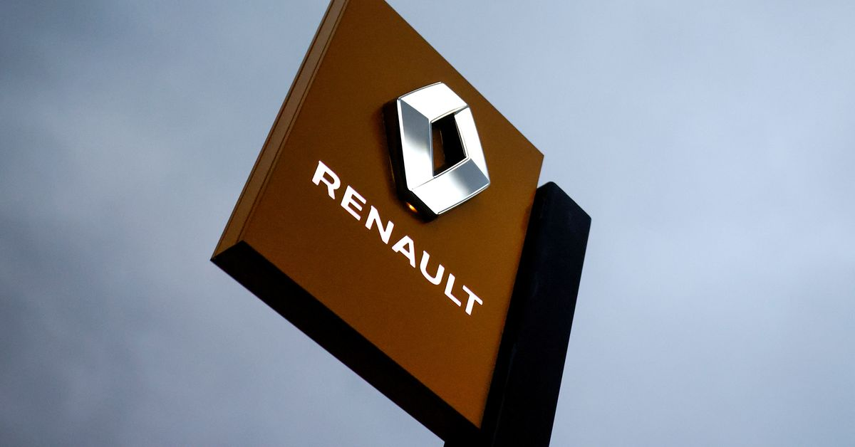 Renault's revenue is falling for the fifth consecutive quarter