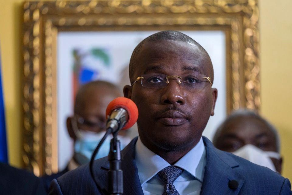 Haiti's Acting Prime Minister Claude Joseph to Step Down After Assassination of President Jovenel Moïse