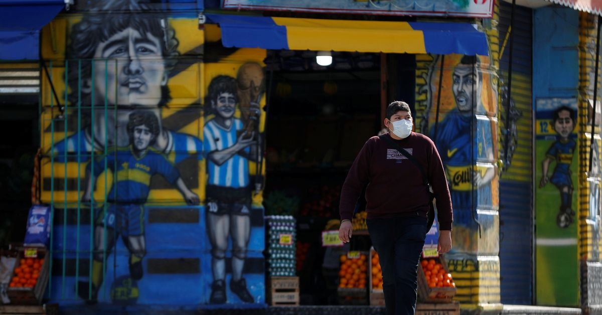 Brazil to host Copa America as pandemic-hit Argentina withdraws thumbnail