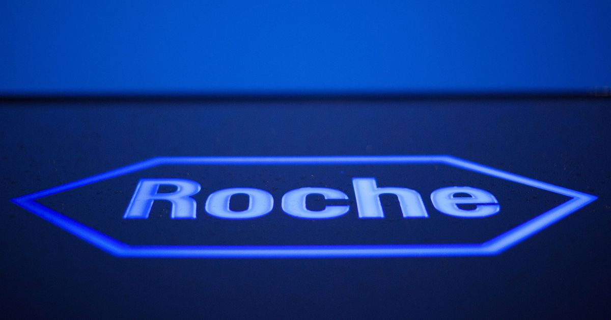 Image Roche raises 2021 outlook as COVID-19 tests continue powering sales
