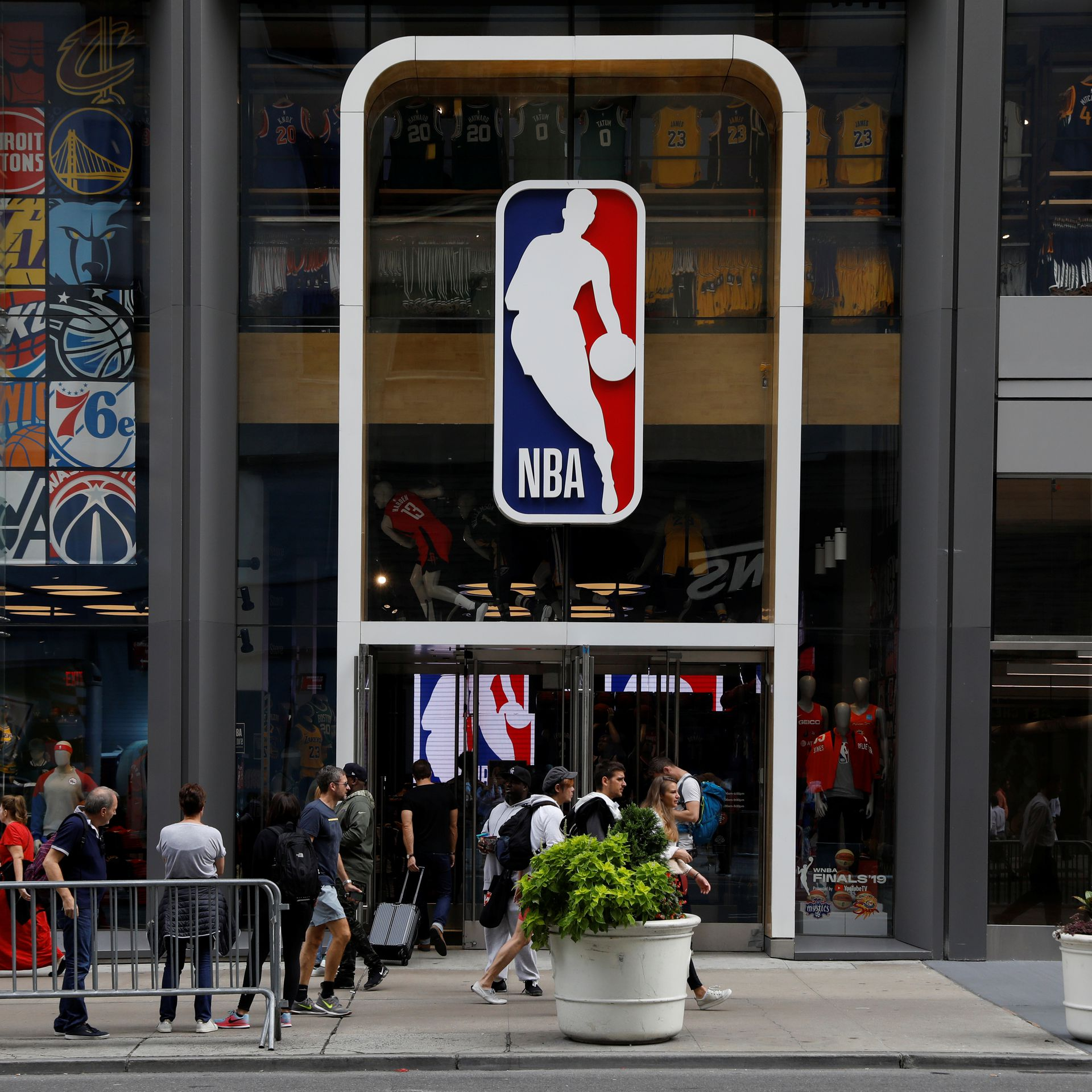 Million in Grants from NBA Foundation Go to Black-Owned Businesses and Youth-Focused Groups