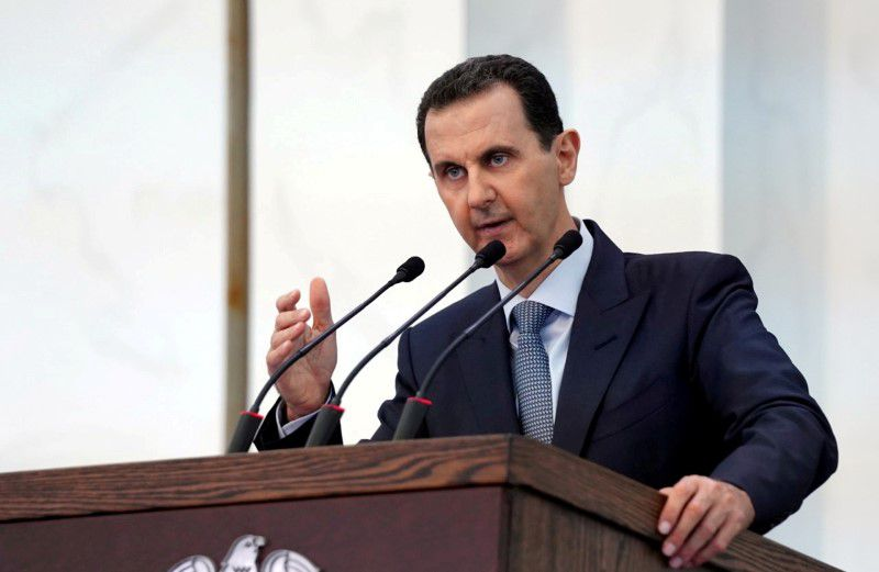 Syria's Assad Allows Exiled Uncle to Return to Syria
