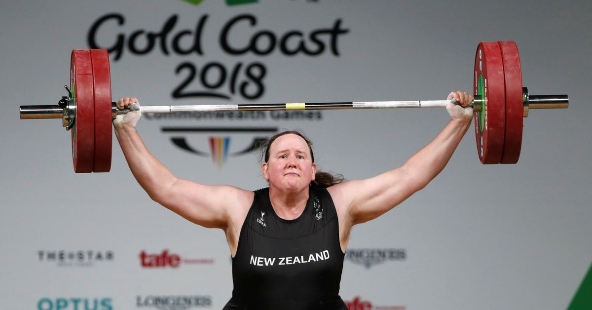 Females told to 'be quiet' on transgender issue – ex-weightlifter – Reuters