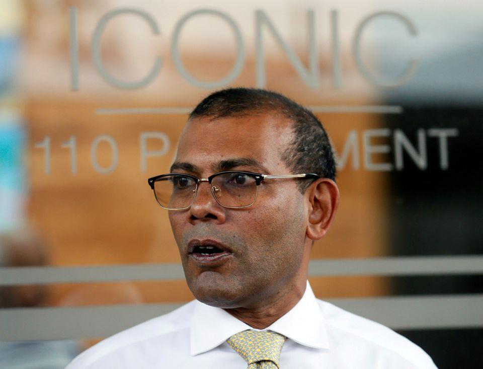 Former Maldives President Nasheed Survives Bomb Blast