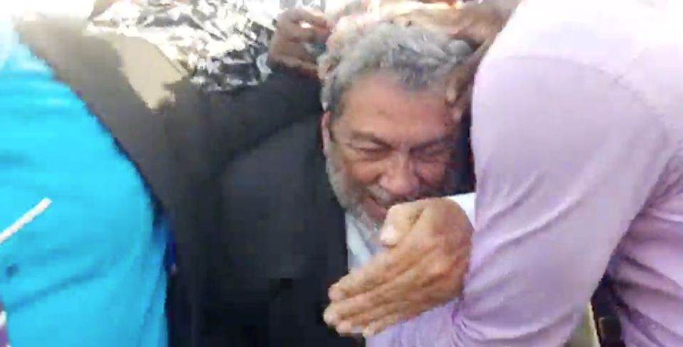 St. Vincent and the Grenadines PM Recovering After Attack at Anti-vaccine Rally Leaves him Concussed