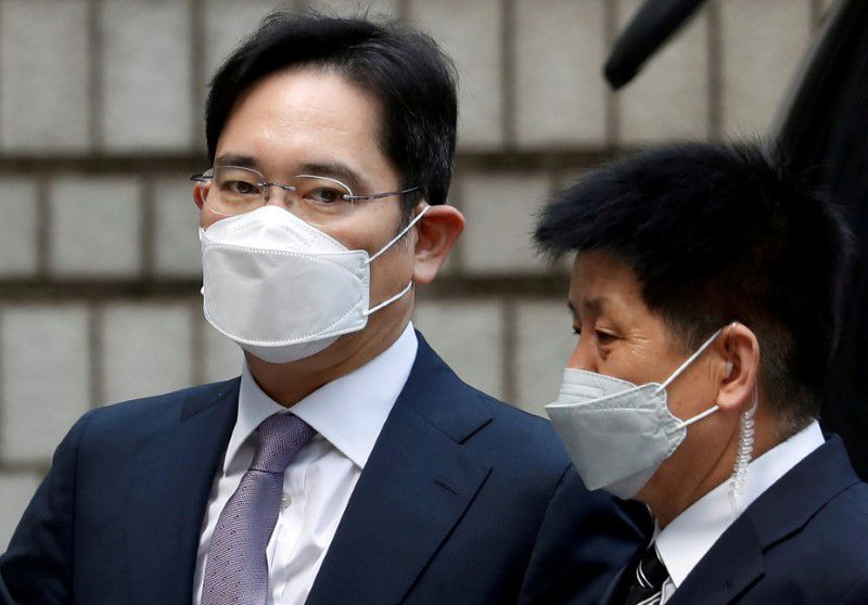 Samsung Vice Chairman Jay Y. Lee to Leave Prison This Week After Being Granted Parole