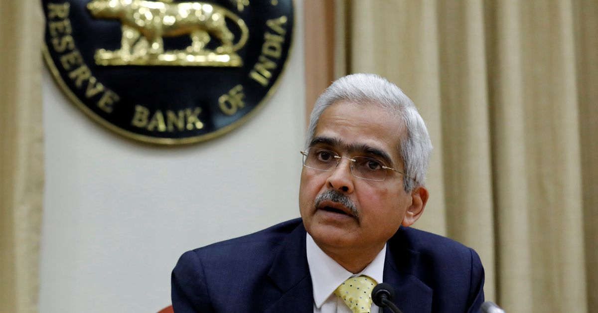 India cenbank keeps rates at record low as virus lashes economy - Reuters India