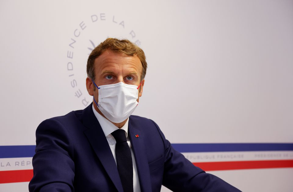 France's Macron to Boycott UN Conference on Racism Over Its 'History of Anti-Semitic Remarks'