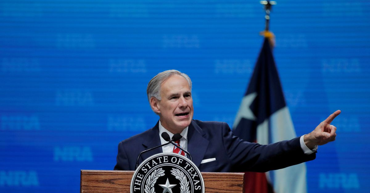 reuters.com - Steve Gorman - Texas governor signs bill banning transgender girls from female sports in schools