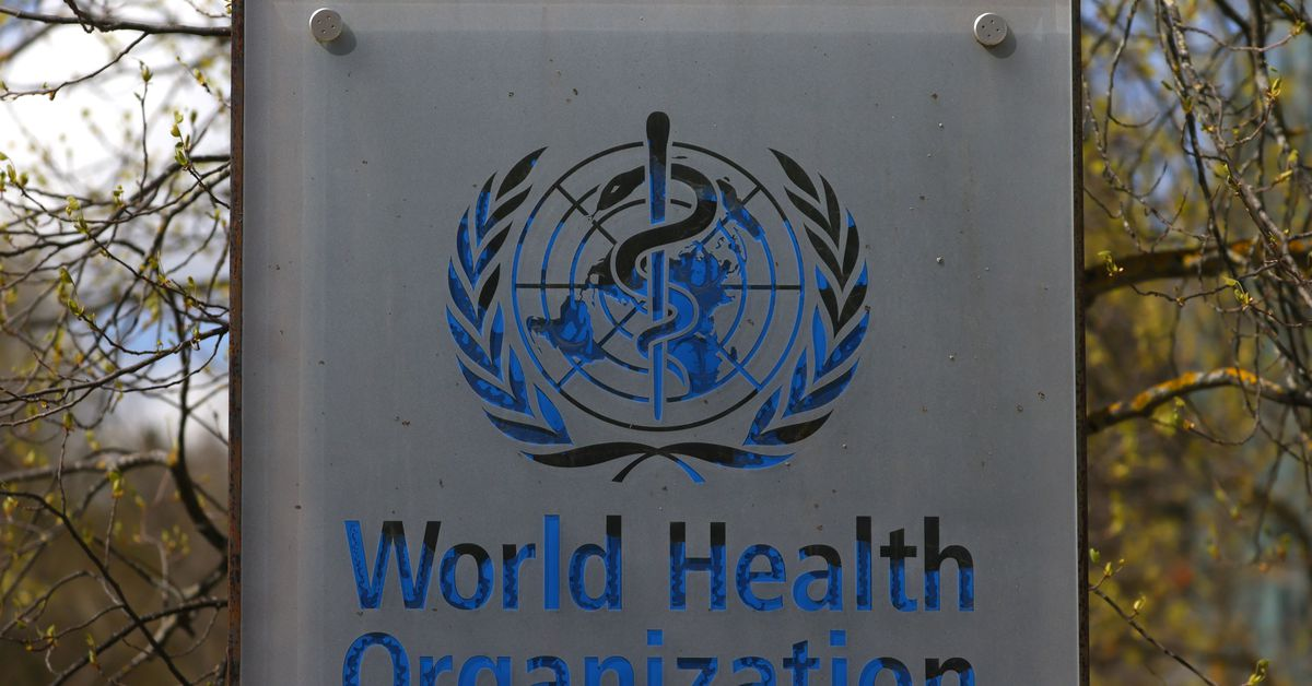 EXCLUSIVE WHO estimates COVID-19 boosters needed yearly for most vulnerable
