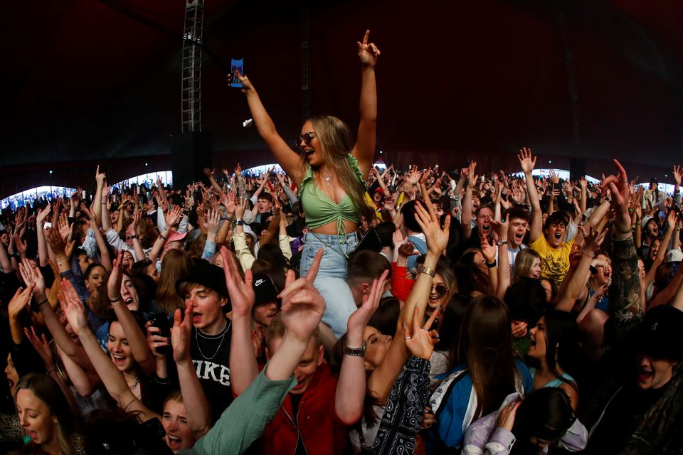 music festival, <b>This country had a music festival to research on COVID-19&#8217;s effects</b>