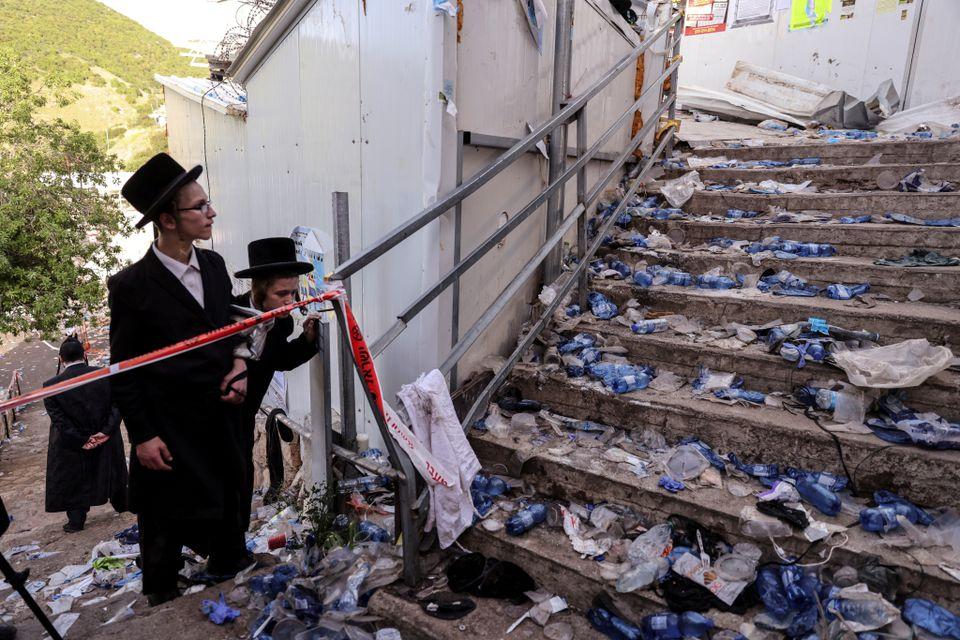 U.S. Citizens Killed in Israel Festival Disaster