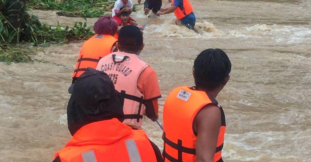 Cyclone Kompasu strikes Philippines, kills 9