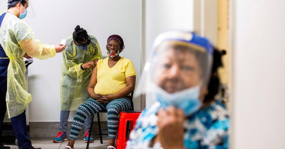 Canada's healthcare system 'very fragile', even as coronavirus recedes - official - Reuters