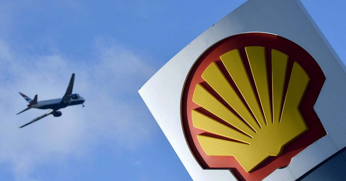 Oil giant Shell sets sights on sustainable aviation fuel take-off - Reuters