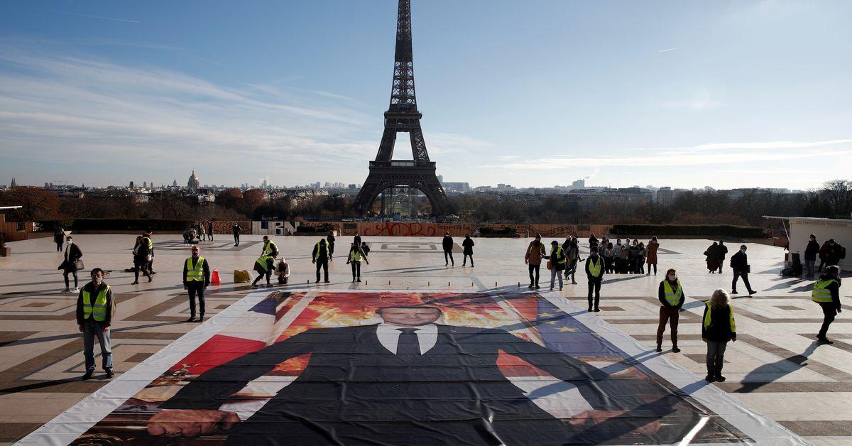 reuters.com - Activists target Paris climate finance meeting ahead of COP26