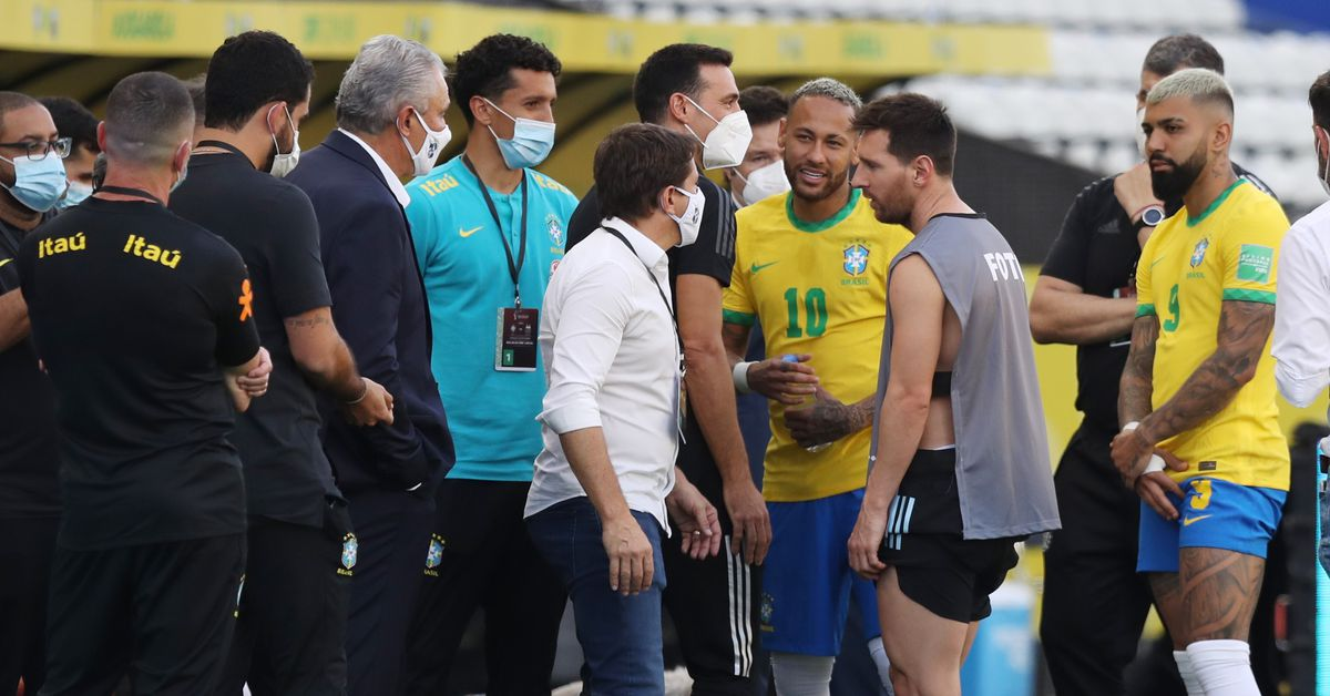 FIFA opens investigation into deserted Brazil-Argentina match