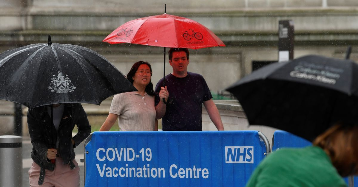 UK regulator approves Moderna COVID-19 shot for 12 to 17-year-olds