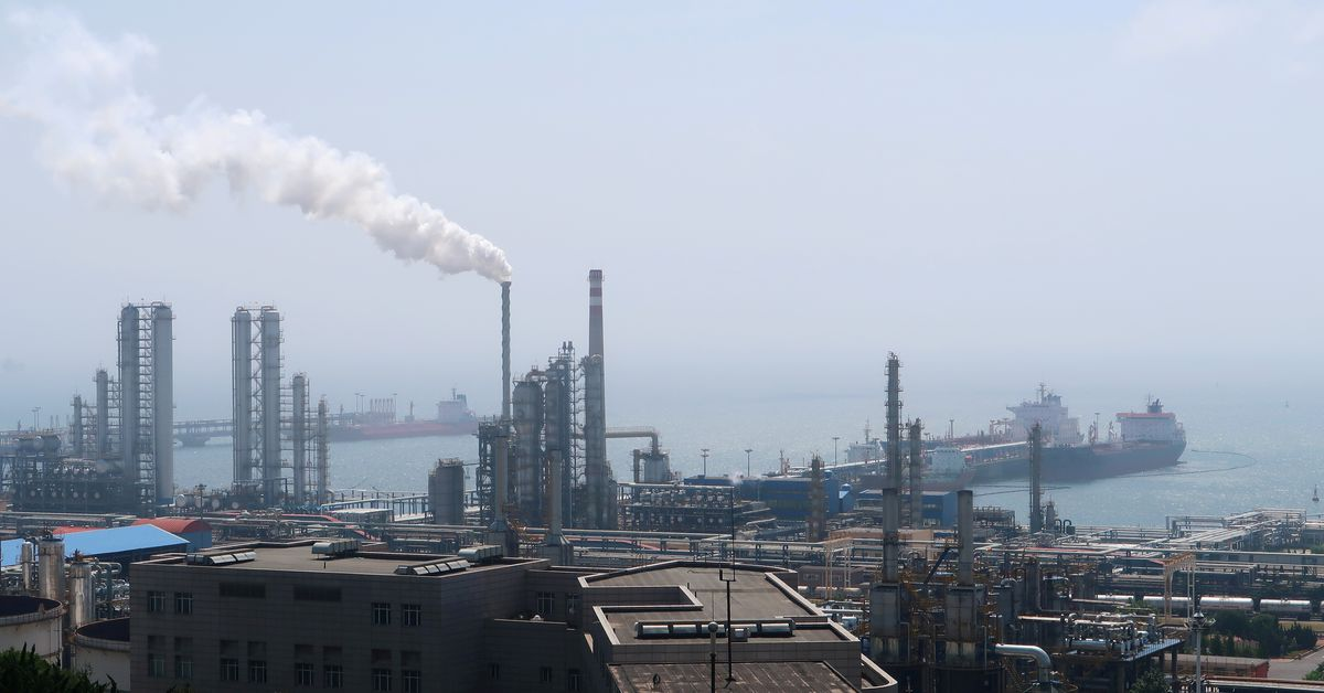 reuters.com - Florence Tan,Shu Zhang - Analysis: China crackdown could knock crude oil import growth to 20-year low