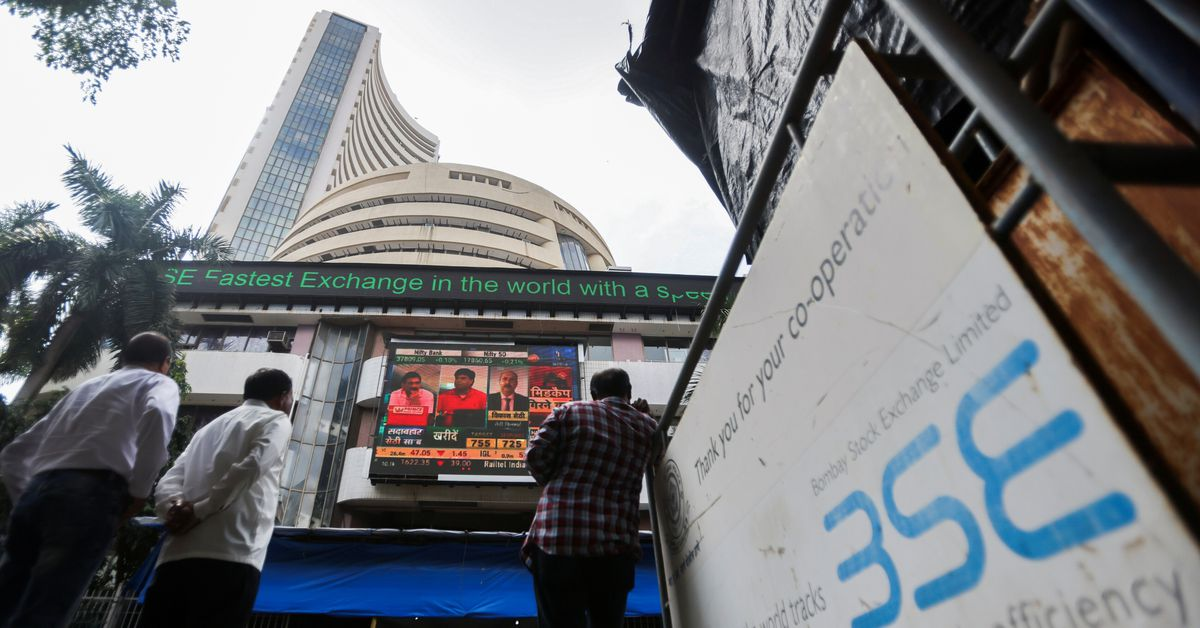 Indian shares open higher on auto, bank stock gains - Reuters India