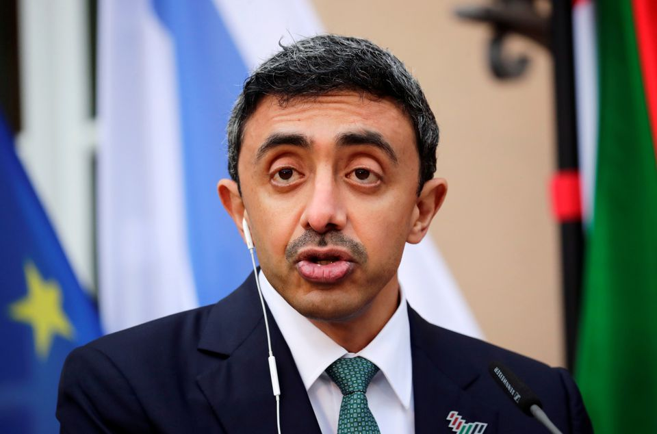 UAE Foreign Minister Says he Is Impressed with Bilateral Relationship, Will Visit Israel Soon