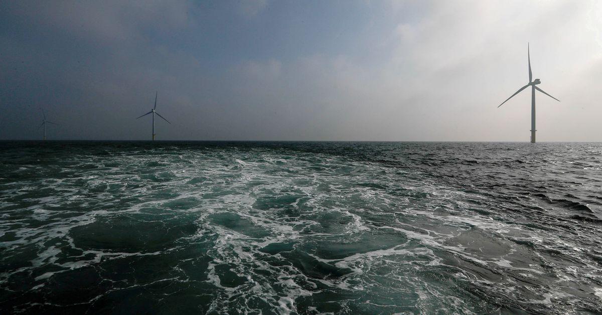 reuters.com - Timothy Gardner - Dominion, Siemens Gamesa plan Virginia offshore wind power hub