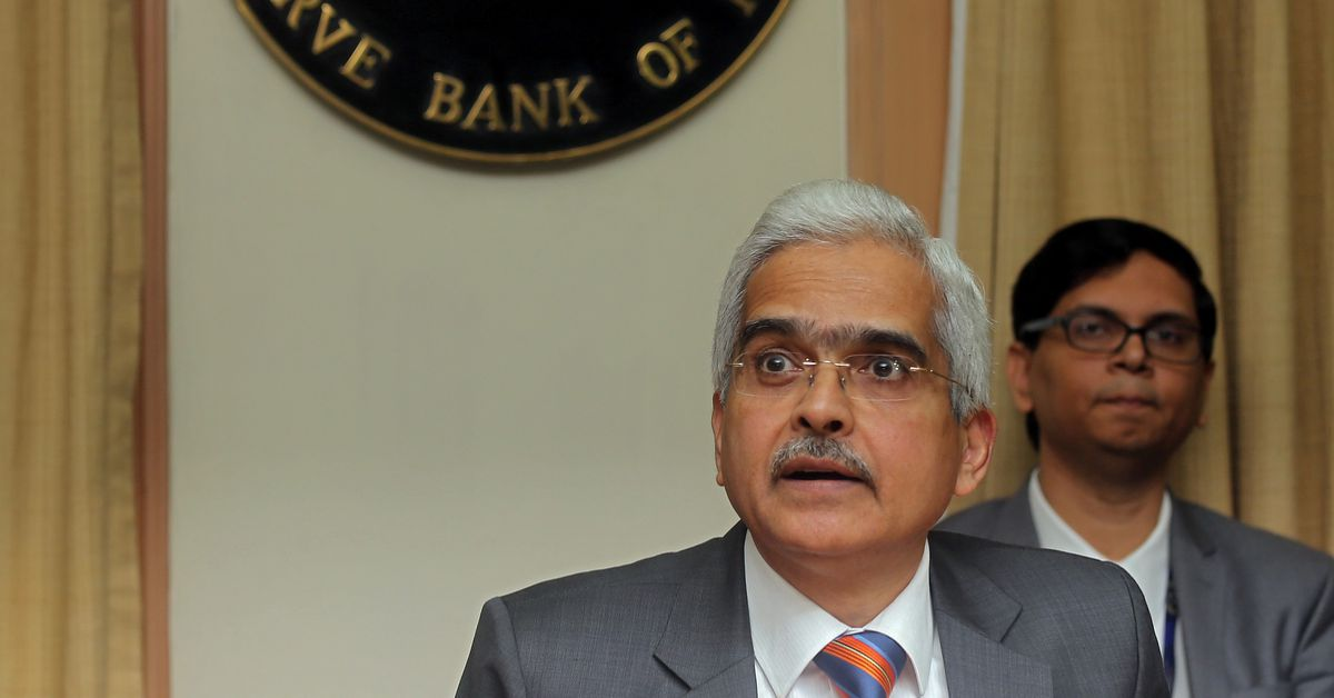 India cbank chief warns of downsides to direct financing of gov