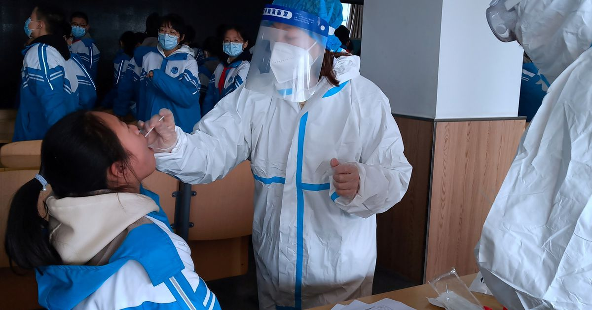 China reports 73 new coronavirus cases for Sept 14 vs 92 day earlier - Reuters