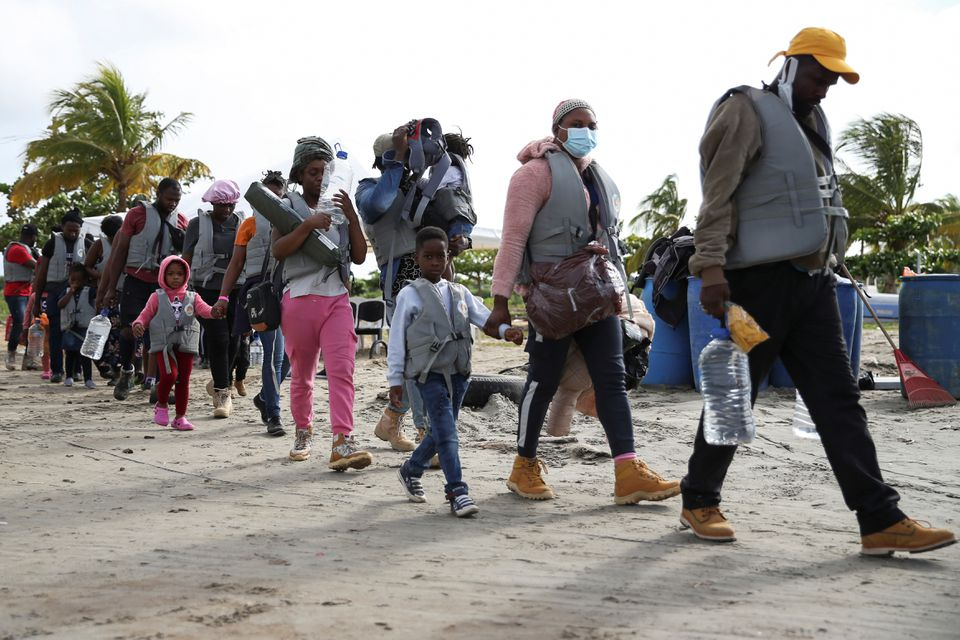 Influx of Haitian Migrants Pushing Locals Out of Housing in Colombia Beach Town Because they Can Pay in Dollars