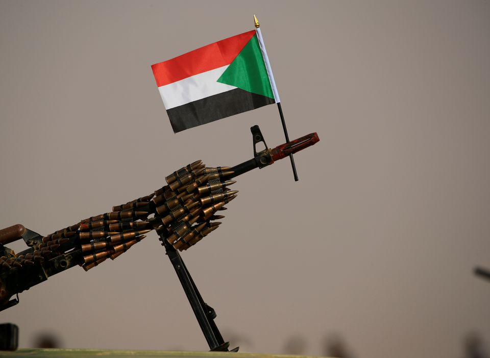 Sudan Seizes Weapons Flown in from Ethiopia