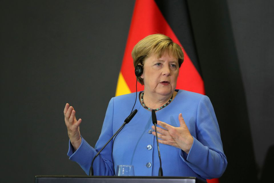 Syrian Refugees Allowed in by Merkel Vote to Choose Next Prime