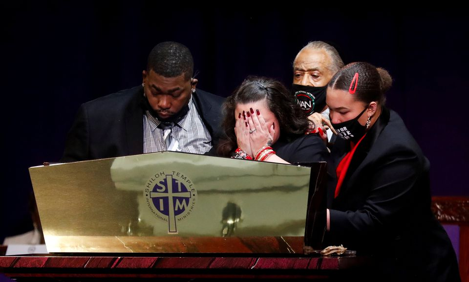 Daunte Wright laid to rest