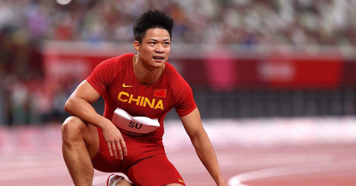 www.reuters.com: Athletics-'Lucky charm' Liu the inspiration behind Su's stellar run