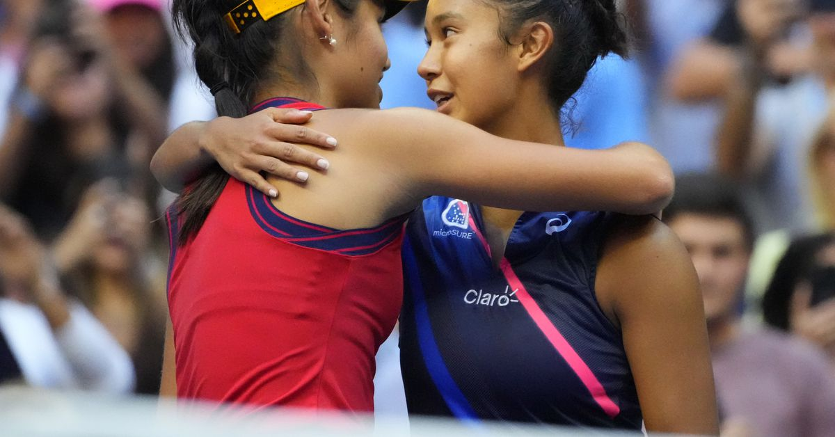 www.reuters.com: Raducanu, Fernandez bring exuberance, fearless style of play to U.S. Open