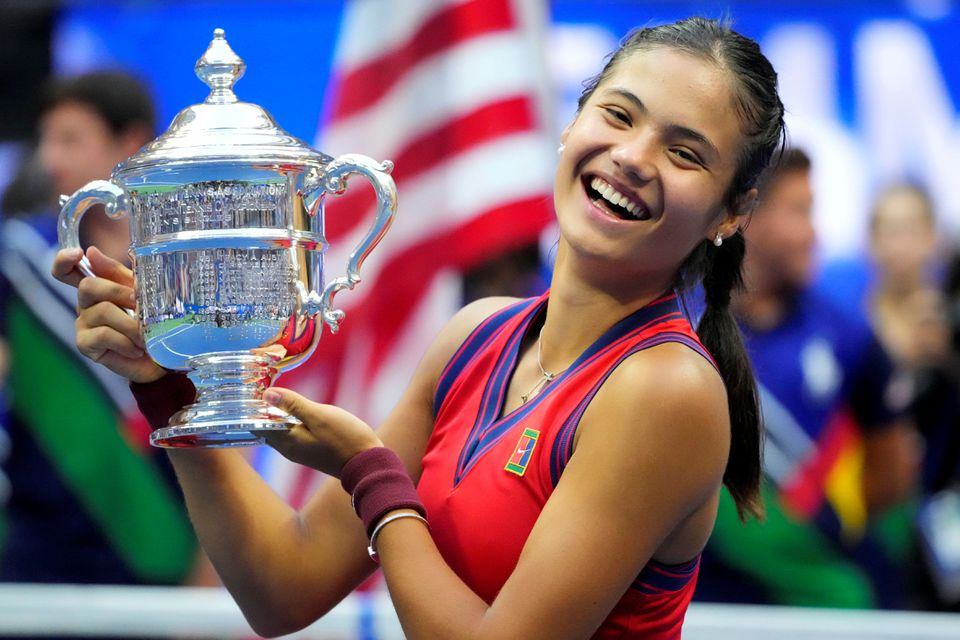 Emma Raducanu Says she Hasn't Decided How to Spend her £1.8M US Open Winnings and Doesn't Know If the Money has Arrived in her Bank