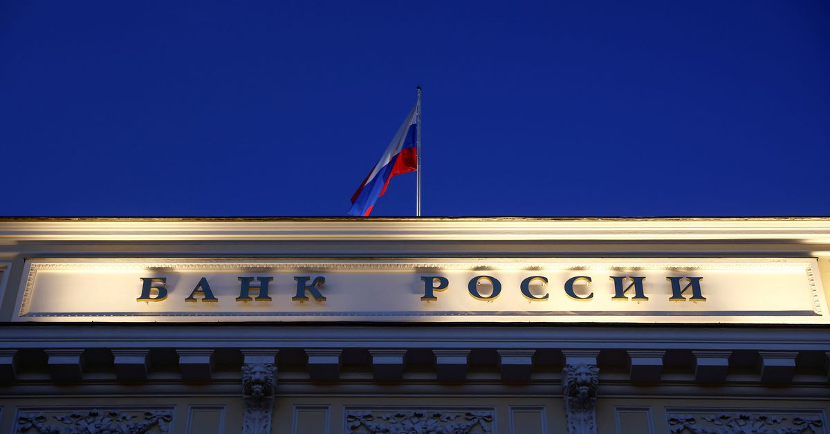 Russia raises key fee to six.5% in sharpest transfer since 2014