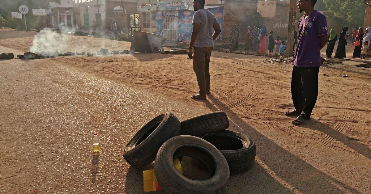 reuters.com - Khalid Abdelaziz - Telecommunications interrupted in Sudan after coup