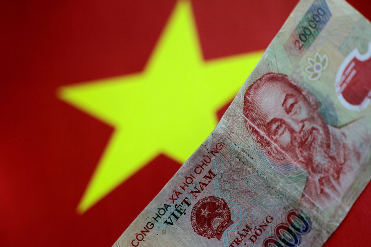 U.S., Vietnam reach agreement on currency -Treasury 7TAGEFWLKNMDLKLYAZVLVODJ2A