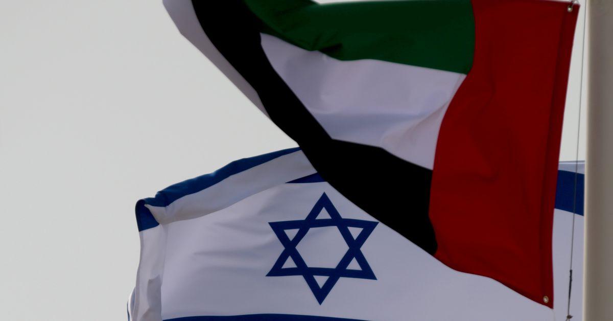 reuters.com - Dan Williams - Hosting Emirati general, Israel sees airpower cooperation
