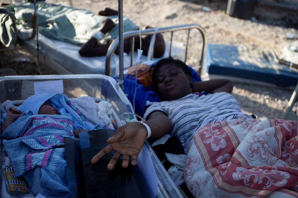 Haiti Earthquake Revives Anger Over Aid Response to Past Disasters