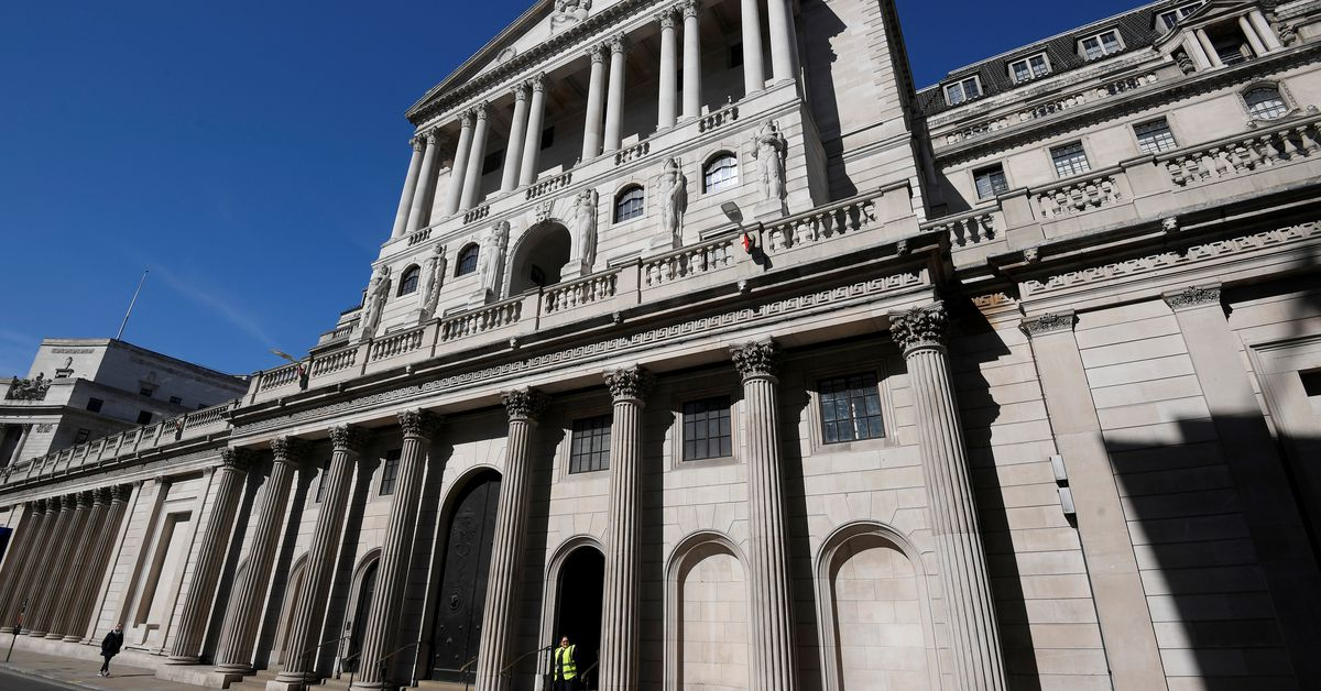 Rising inflation puts Bank of England on the spot