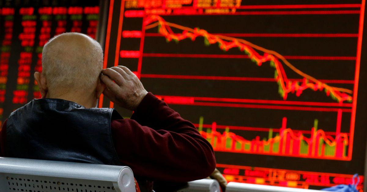 Asian stocks drop as Fed shift reverberates; Treasury yields slide - Reuters