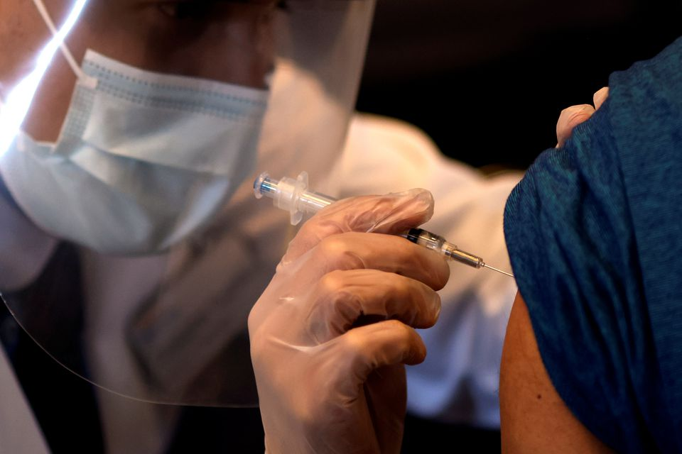 NY Health Care Workers Challenge Coronavirus Vaccine Mandate, Citing Gov. Hochul's Remarks at Brooklyn Megachurch