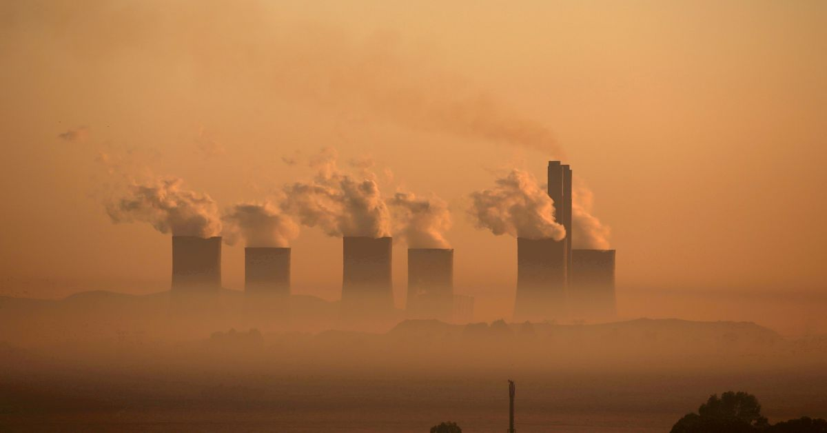 South Africa to call on rich nations to do more at COP26