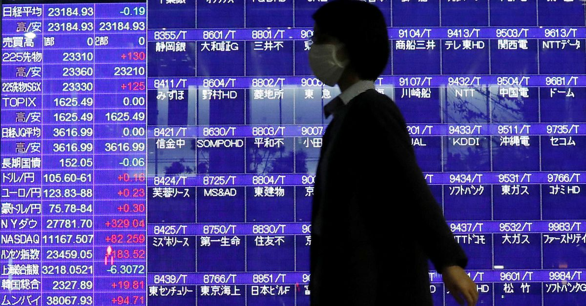 Stocks look to gain on payrolls miss, oil up after cyber attack – Reuters
