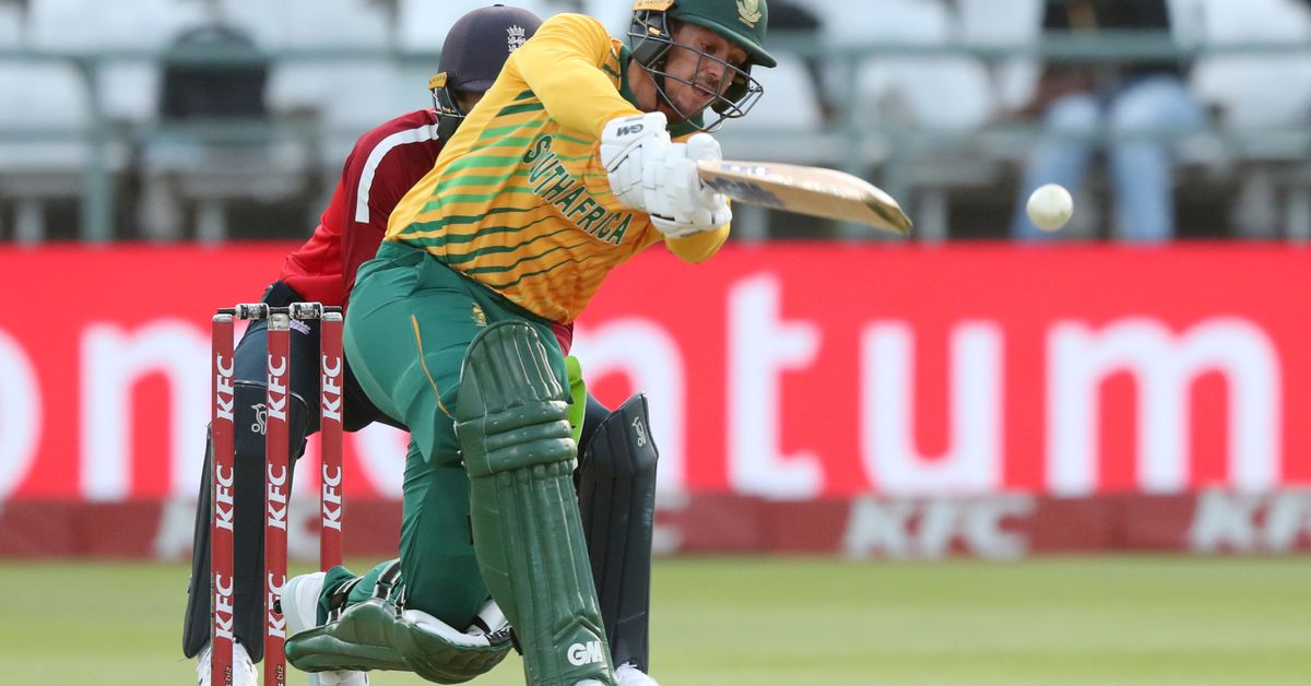 reuters.com - Amlan Chakraborty - De Kock skips T20 World Cup game after S Africa asked to take knee