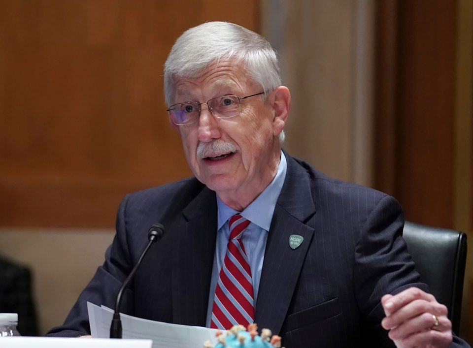 Francis S. Collins to Step Down After 12 Years as Director of NIH