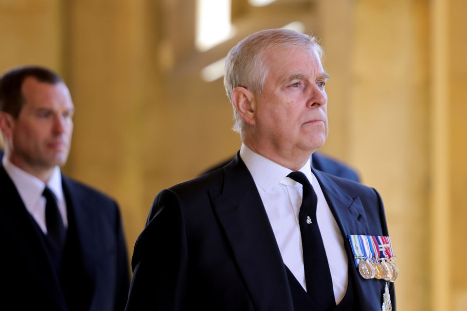 Prince Andrew rejects sexual abuse accuser's 'potentially unlawful' lawsuit -lawyer