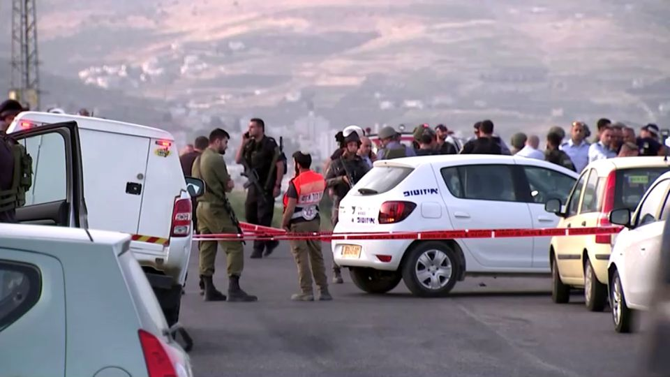 Three Israelis Injured in West Bank Shooting Ambush